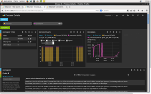 Kibana 3 Dashboard: Process Details